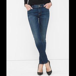 White House Black Market 'The Skimmer' 10 jeans